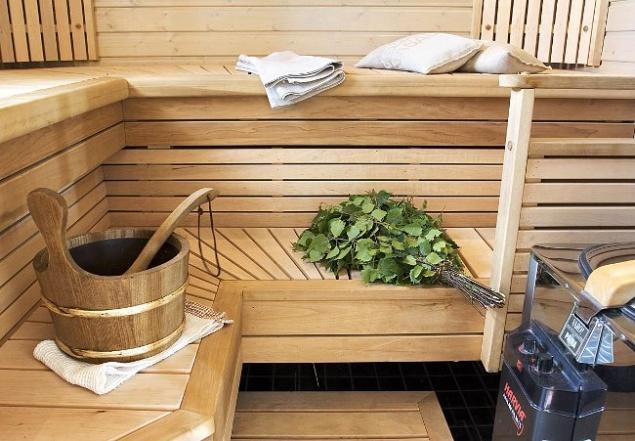 Заготовка веников для бани