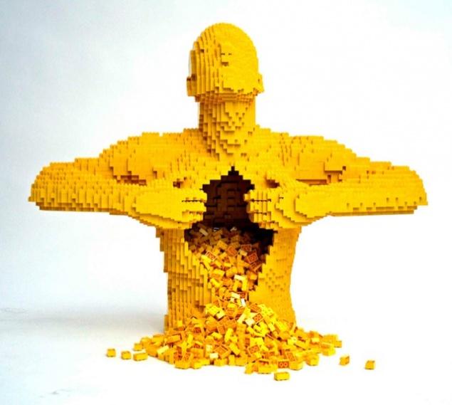 Формирование здорового мышления вместе с конструкторами Lego