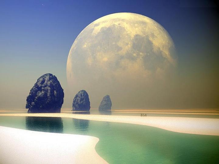Лунный гороскоп: основные особенности