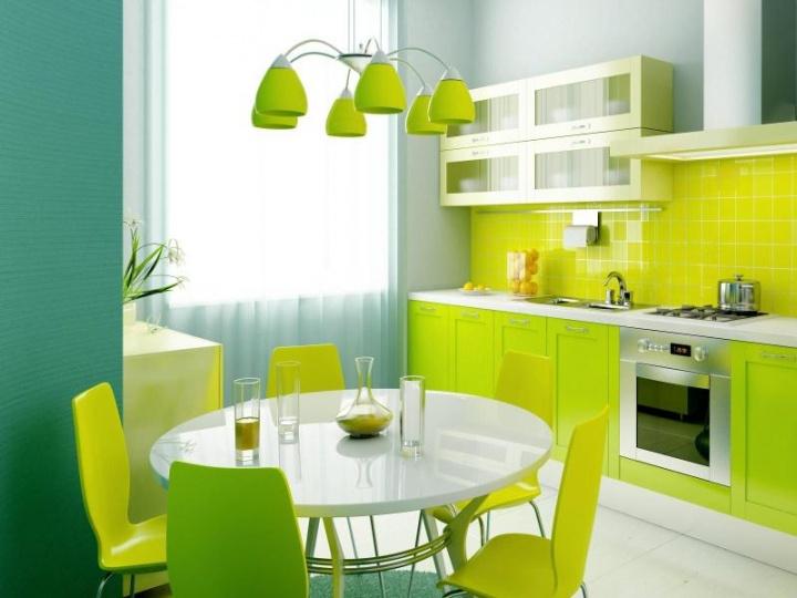 Как правильно оформить кухню?