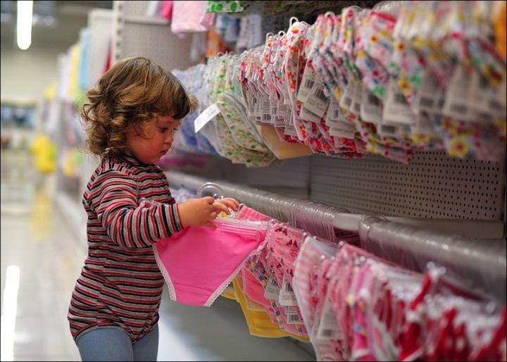 Дети и шопинг: правила выживания