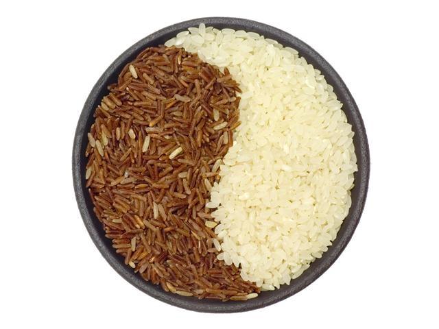 Полезные свойства бурого риса