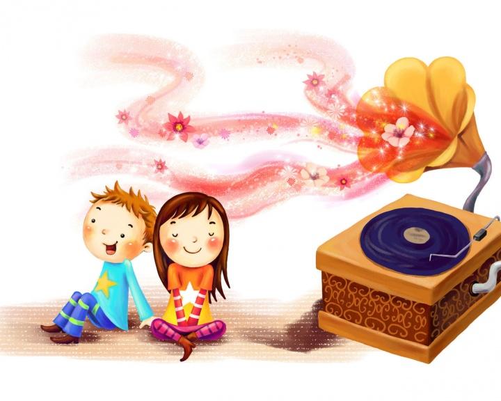 Приобщаем ребенка к музыке
