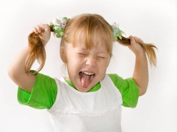 Когда ребенок не слушается