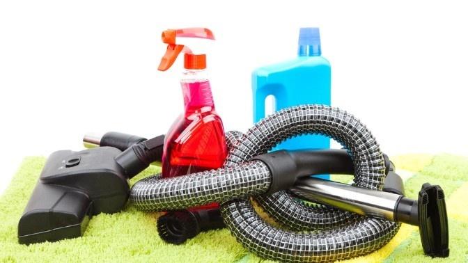 Способы химчистки ковровых покрытий