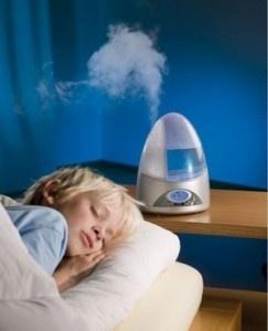 Для чего нужны увлажнители воздуха