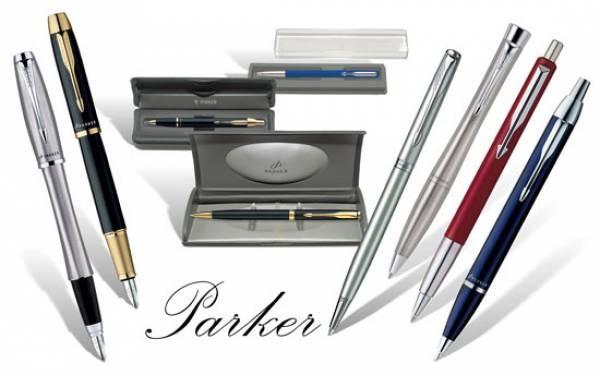 Ручки Parker: история и преимущества