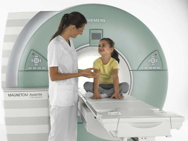 Магнитно-резонансная томография головного мозга ребенку