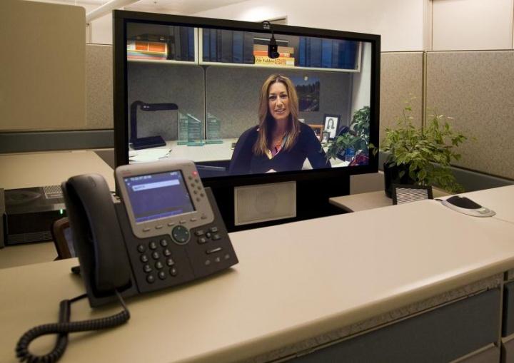 Проведение деловой встречи в режиме видеоконференции