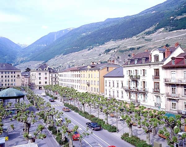 Туры в Мартигни, Швейцария