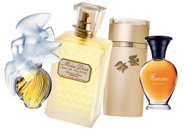 Купить духи в интернет магазине парфюмерии