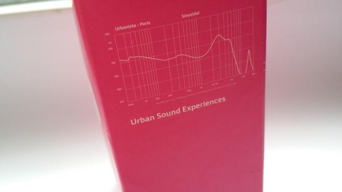 Звук Urbanista paris