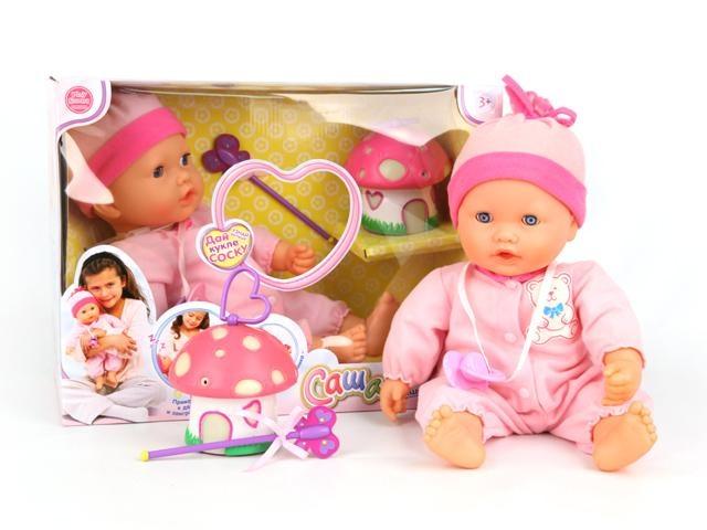 Функциональная кукла –  развивающая игрушка