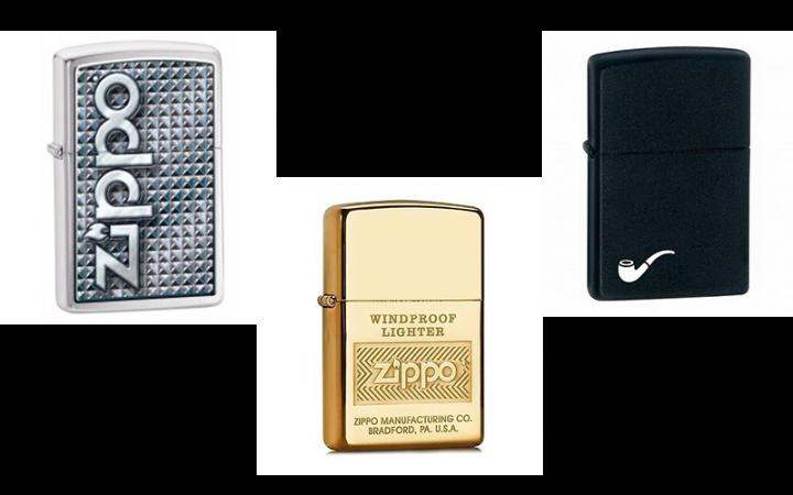 Как выбрать зажигалку Zippo ?