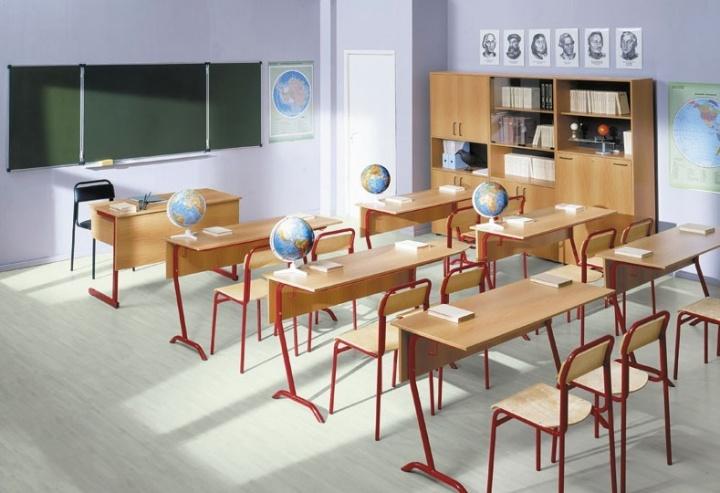 Особенности мебели для школы