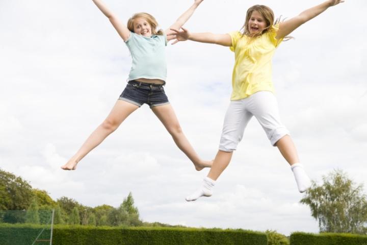 Батуты: прыжки от плохого настроения 2