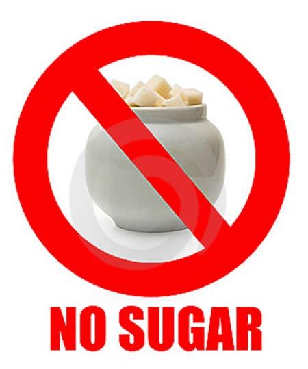 Скажи сахару - нет!