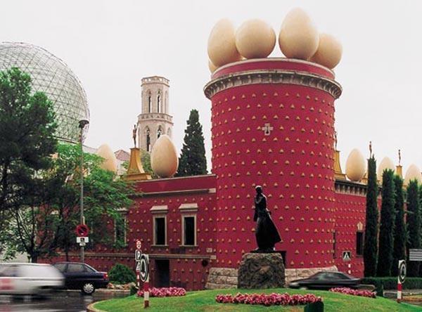Музей Сальвадора Дали в Фигаресе. Особенности музея