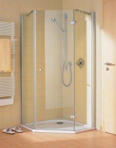 Установка душевых кабин в квартире или частном доме