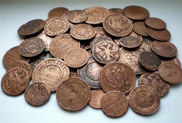 Как оценить старинную монету?