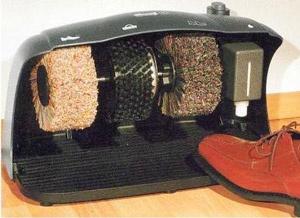 Автоматы для чистки обуви - стильно и современно 3