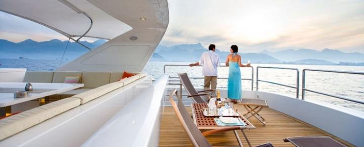 Морское путешествие на Яхте от компании «Чудесный Вихрь»