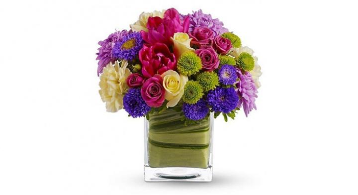 Цветы и букеты на любой вкус