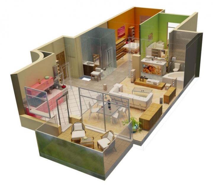 Как самостоятельно выполнить дизайн проект квартиры.