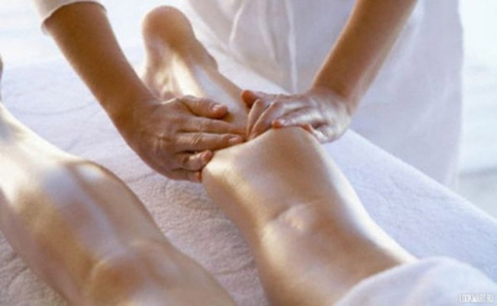 Лимфодренажный массаж тела 2
