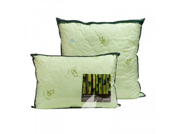 Подушки с наполнителем из бамбука