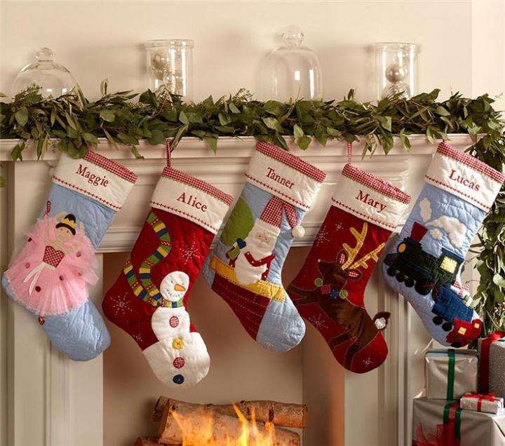 «Новогодний декор» или придание дому праздничной атмосферы 3