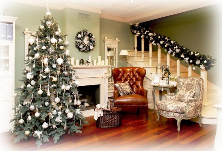 «Новогодний декор» или придание дому праздничной атмосферы 2