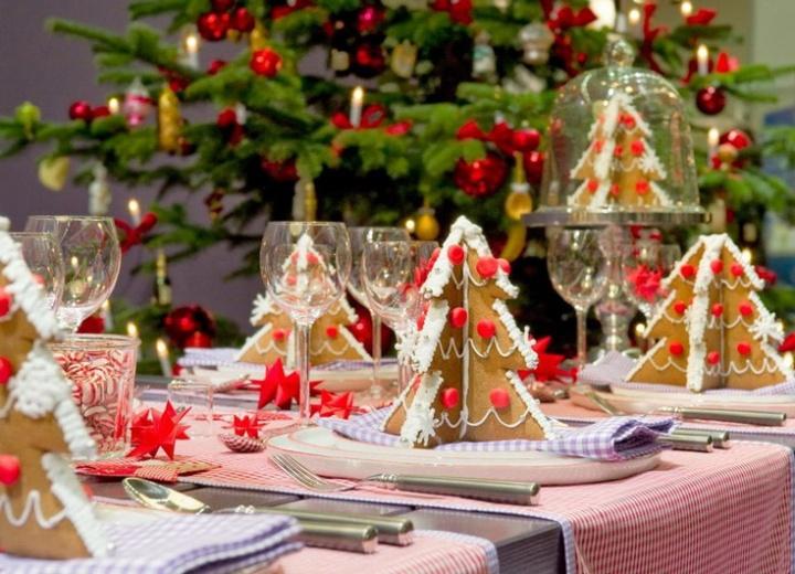 «Новогодний декор» или придание дому праздничной атмосферы