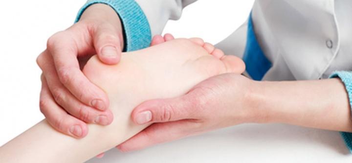 Ортопедические проблемы у новорождённых и детей младшего возраста