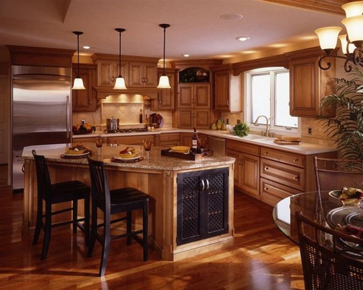 Кухня в коричневых тонах – традиционные цветовые решения в новой интерпретации 2