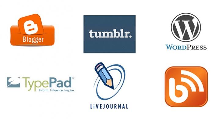 Топ-6 бесплатных платформ для создания блогов