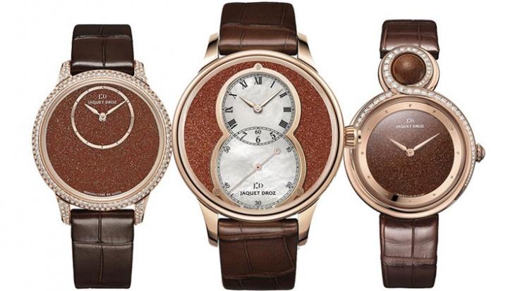 Sunstone — новая коллекция часов Jaquet Droz