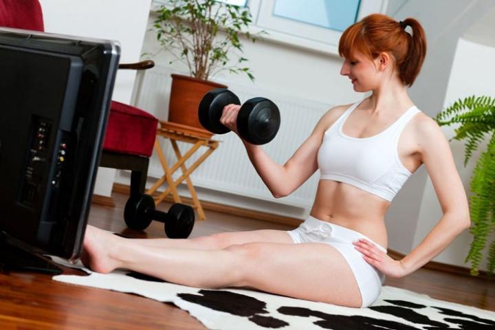 Какие выбрать гантели для домашнего тренинга? 2