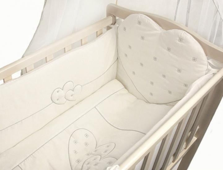 Как выбрать постельное белье для новорожденных