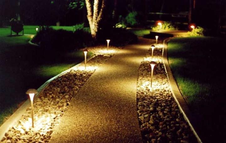 Как выбрать светильники для сада? 2