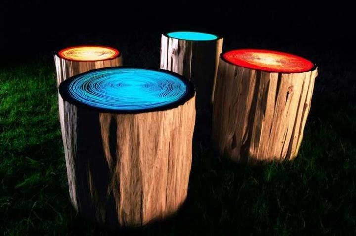 Как выбрать светильники для сада?