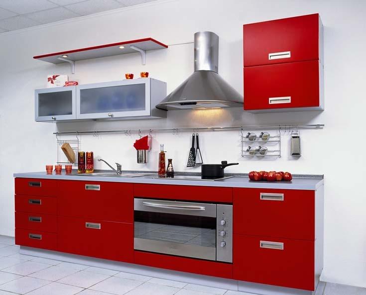 Особенности и свойства кухонной мебели