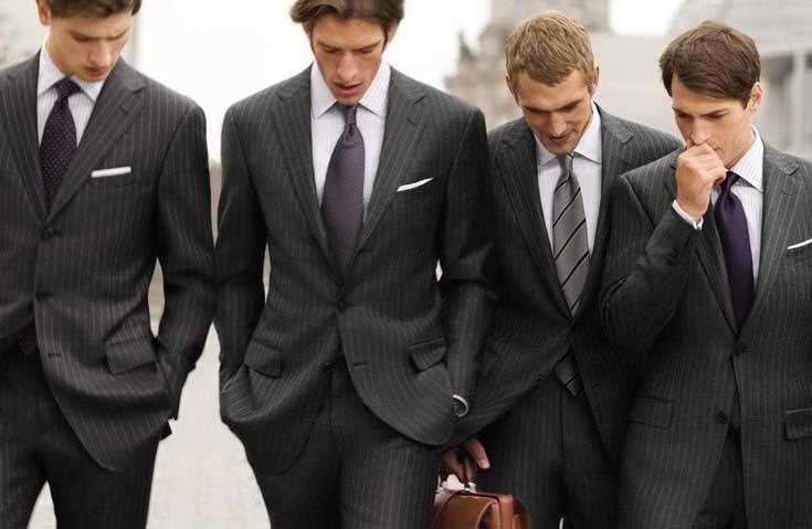 Стильное лето: как подобрать мужской деловой костюм