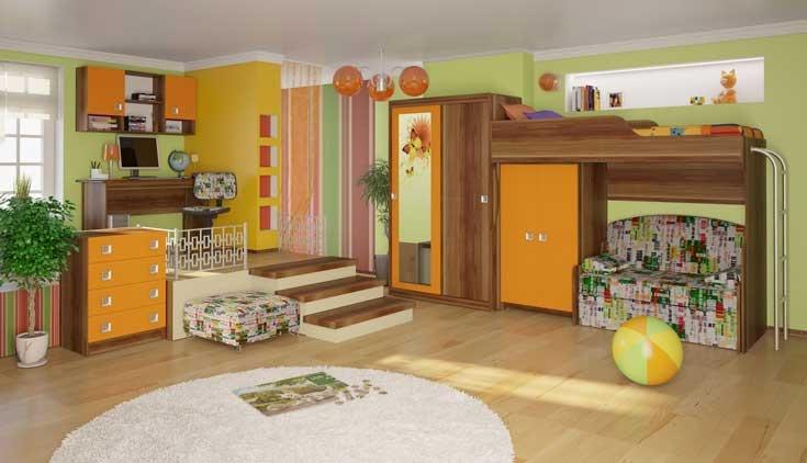 Как выбрать мебель для ребенка?