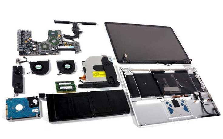 Где можно отремонтировать MacBook в Москве?