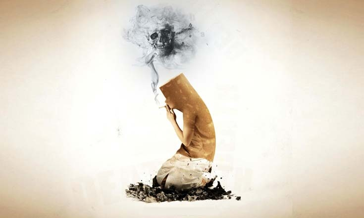 Щадящий способ бросить курить - электроная сигарета Dekang!