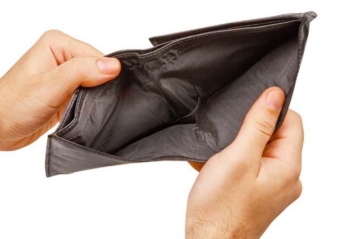 7 причин, которые делают нас бедными