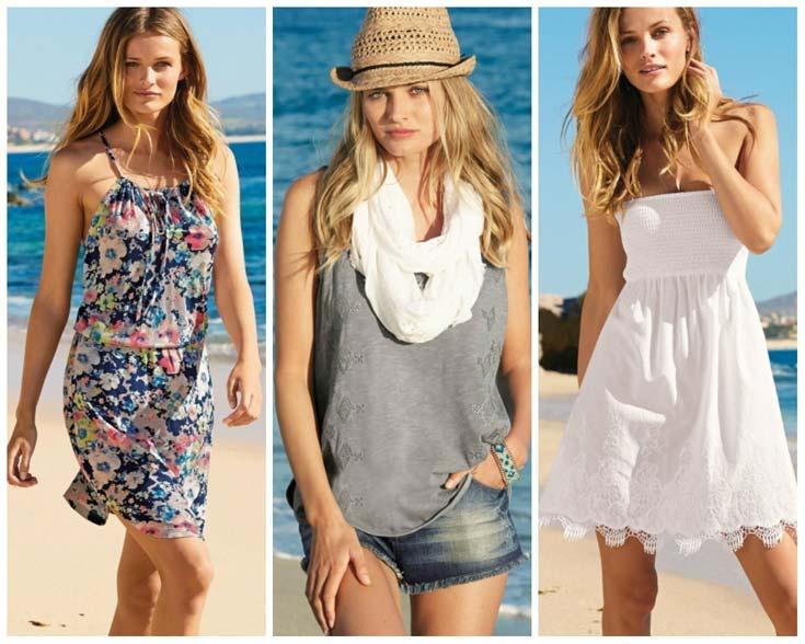 Полезные советы о том как выбрать одежду для пляжа девушке