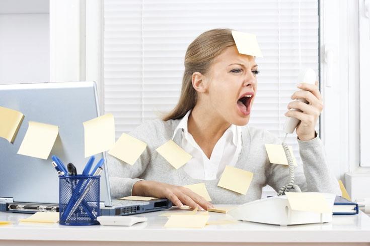 Что такое стресс, и как с ним бороться.