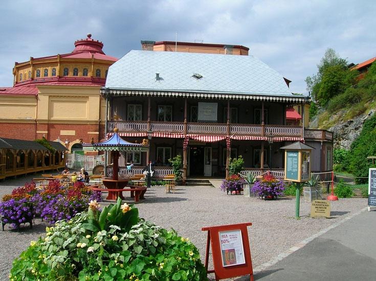 музей под открытым небом - Скансен